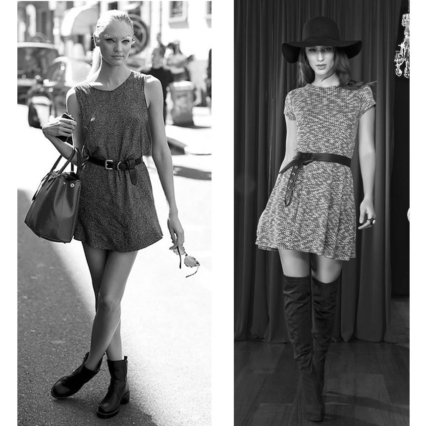 326d26637 Guia de estilo  Vestidos Incríveis – Blog