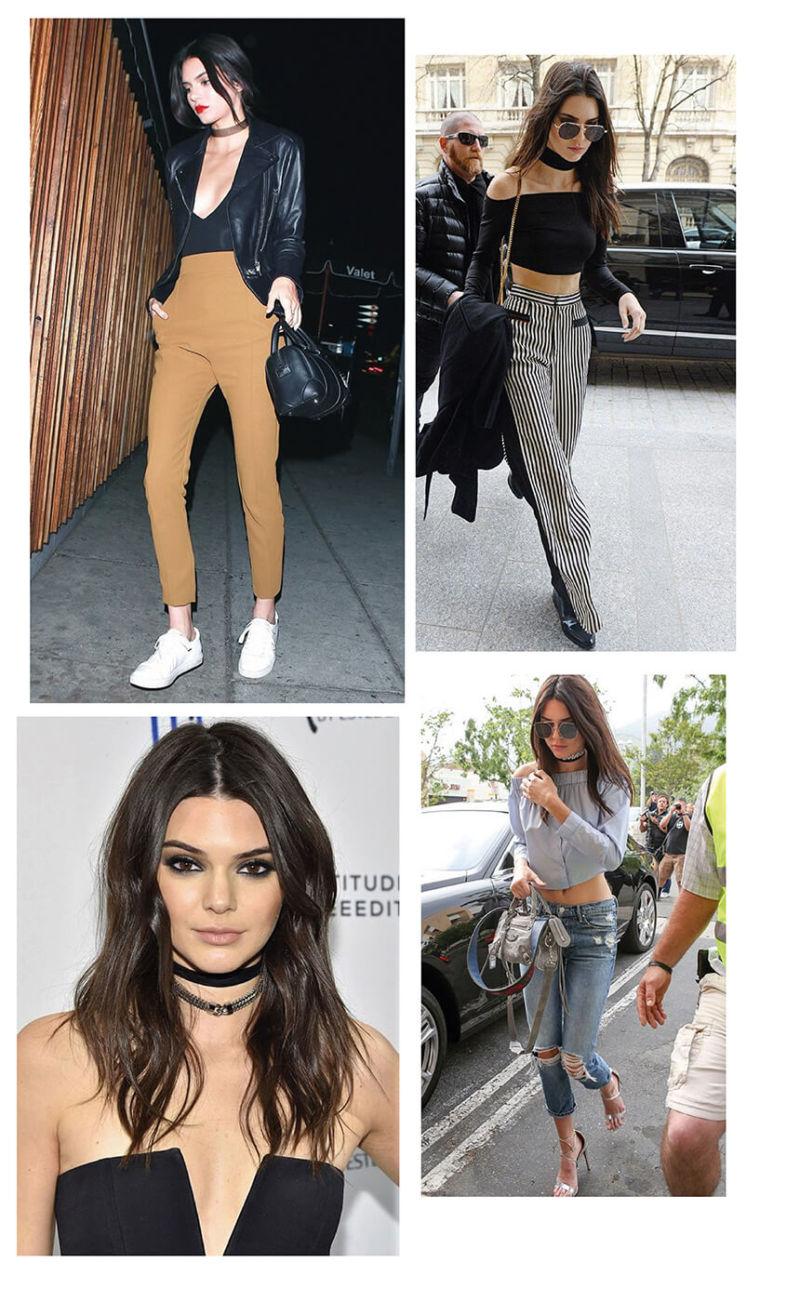Kylie Jenner - Chokers