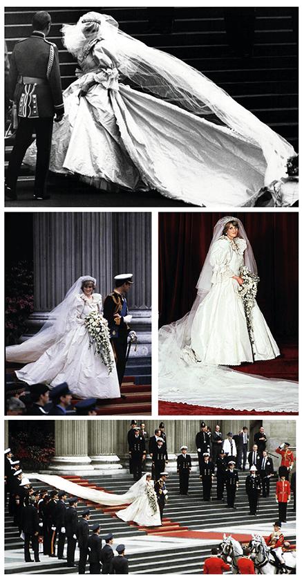 Casamento de Princesa Diana - o legado de Lady Di