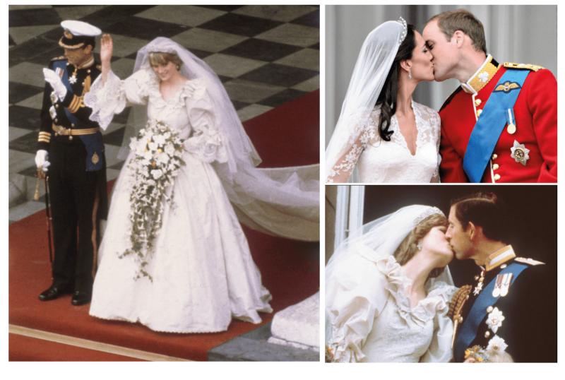 Detalhes do casamento de Diana - o legado de Lady Di
