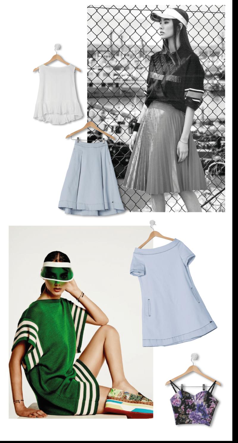 Acessório Fashion: viseira #amey