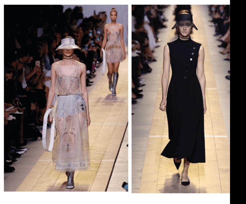 Destaque: Dior - Paris Fashion Week - Foto: divulgação