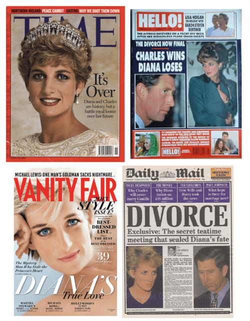 Perseguição da mídia - o legado de Lady Di