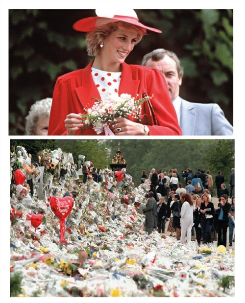 Morte, funeral e luto pela Rainha dos Pobres - o legado de Lady Di