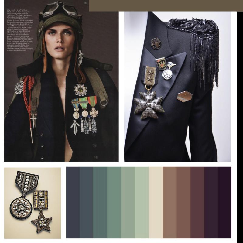 Militarismo-Fashion-Amey